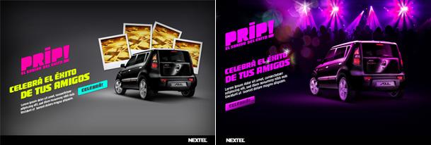 Celebremos el Éxito by Nextel
