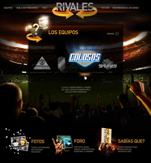 Rivales by NatGeo