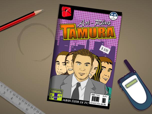 Art-Reins & Tamura